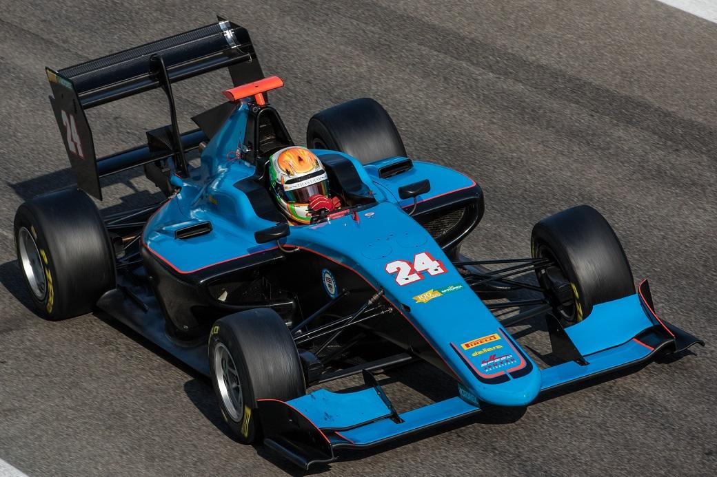 Ben set for Europeon  F3 2018