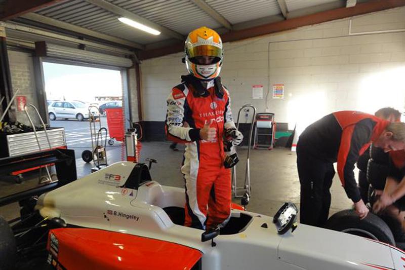 Ben set for F3 2017