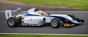 ben racing for f3