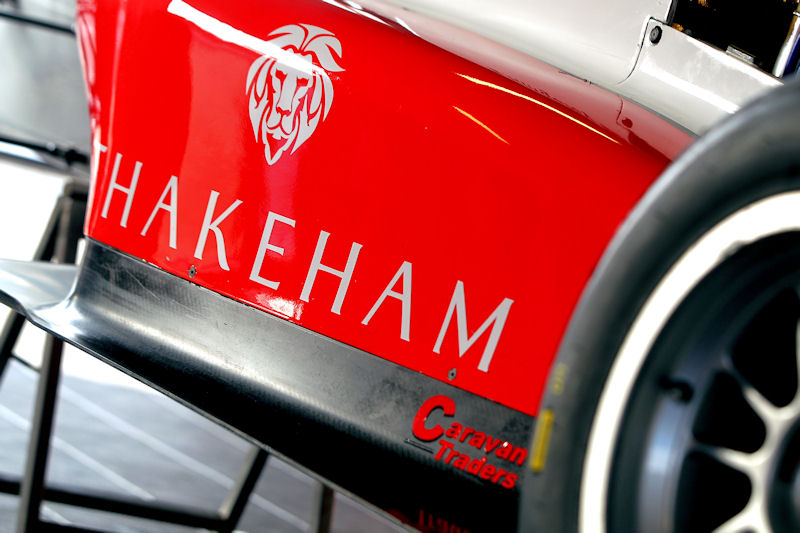 Thakeham Lion ready to roar at Oulton Park