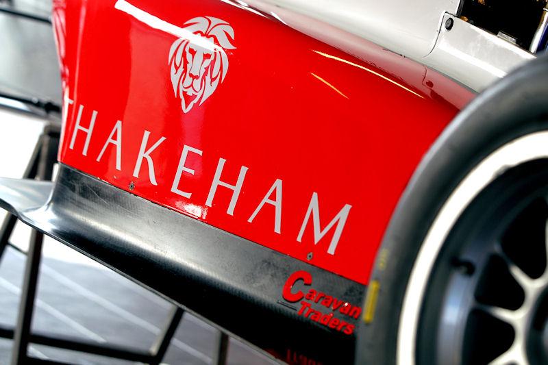Thakeham Lion ready to roar at Oulton Park